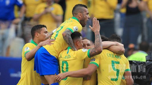 【2019美洲杯决赛】巴西vs秘鲁3-1决赛亮点