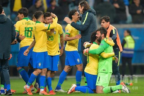 【2019年美洲杯】巴西所有进球集锦