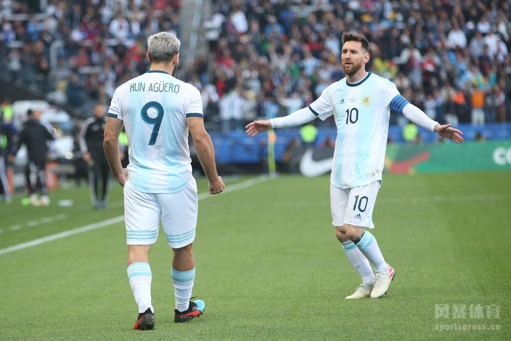 阿根廷vs智利