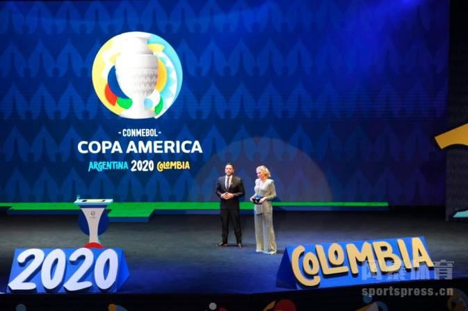 2020年美洲国家杯足球赛抽签仪式
