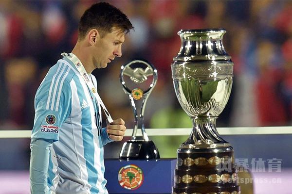 梅西拿过美洲杯吗?梅西美洲杯成绩怎么样?