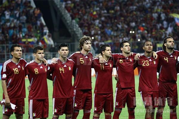 委内瑞拉队-委内瑞拉国家队-2020美洲杯B组足球队