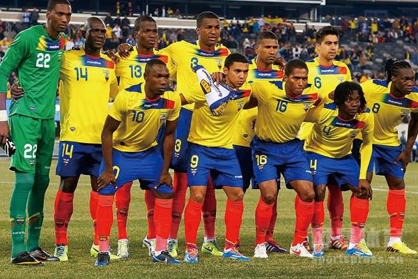 厄瓜多尔队-厄瓜多尔国家队-2020美洲杯B组足球队