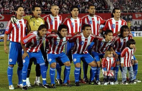 巴拉圭国家男子足球队