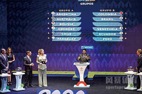 2020美洲杯分组确定了吗?2020美洲杯赛程时间表是怎么样的?