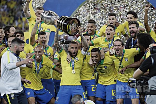 <b>巴西美洲杯夺冠次数是多少?2019巴西美洲杯决赛赢了吗?</b>