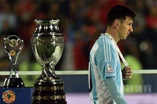 阿根廷美洲杯冠军几个?梅西美洲杯踢飞点球是哪场比赛?
