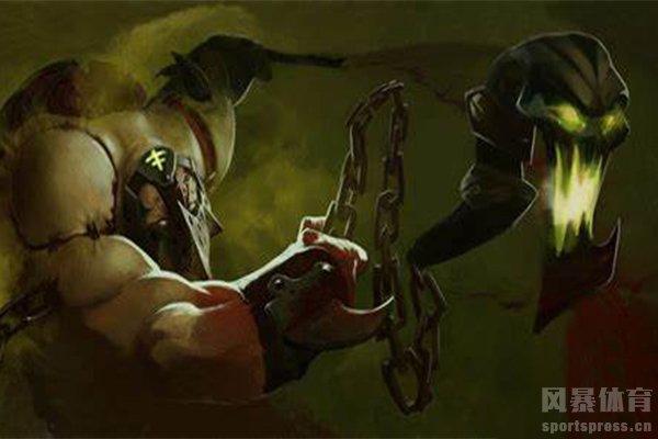 屠夫每次钩子几乎都是致命的