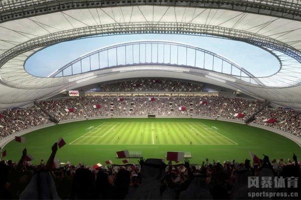 2022世界杯比赛现场效果图