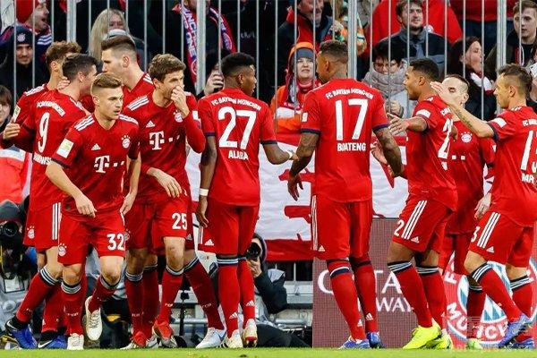 本赛季拜仁的阵容空前强大