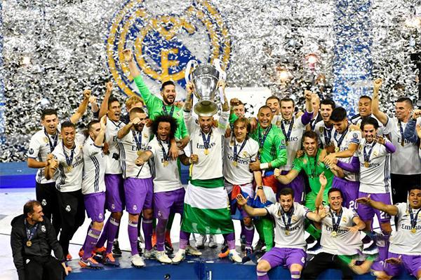 皇马欧冠夺过几次冠军?皇马欧冠冠军都是什么年份?
