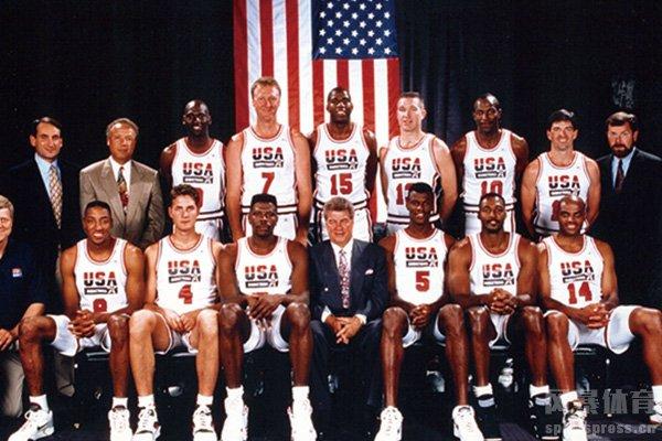 1992年梦之队全体球员