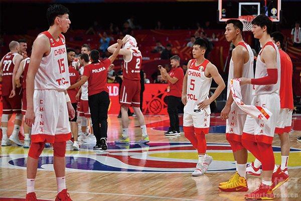 中国男篮被波兰队逆转