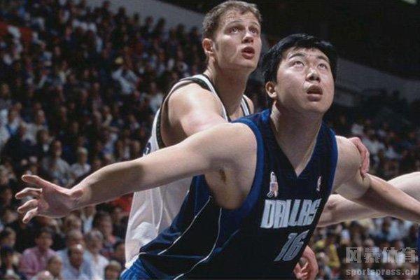 王治郅NBA生涯