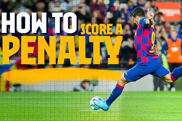 梅西领衔下的巴萨如何罚点球?巴萨罚点球集锦让你一次性学会!