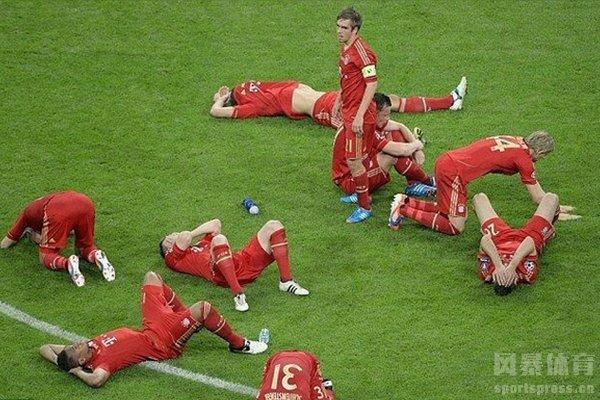 欧冠决赛总是有人欢喜有人忧