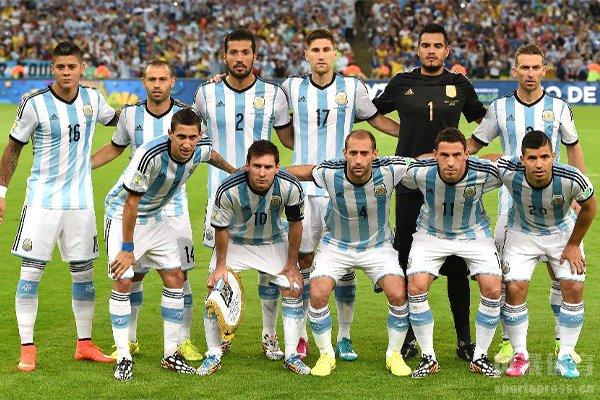 阿根廷队2014年巴西世界杯阵容