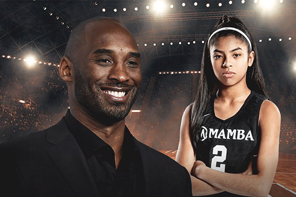 科比女儿获选WNBA荣誉新秀是怎么回事?科比