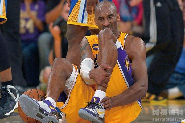 科比跟腱断裂是哪场比赛?科比跟腱断裂原因是什么?