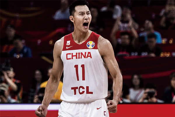 2019中国篮球比赛易建联视频 易建联篮球世界杯视频