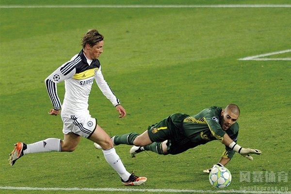 托妞职业生涯高光时刻 2012欧冠托雷斯绝杀巴萨