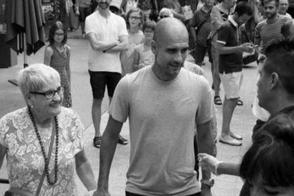 瓜迪奥拉母亲因新冠去世是怎么回事?致敬瓜迪奥拉的母亲!