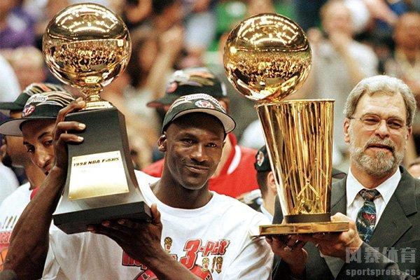 NBA总决赛是诞生巨星最好的舞台
