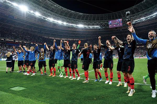 2018年世界杯决赛比分是多少?2018年世界杯决赛观后感