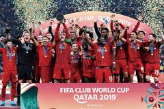 世俱杯利物浦夺冠图集 2019年世俱杯利物浦夺冠图片