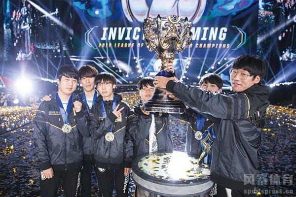 IG赢得S8全球总决赛冠军
