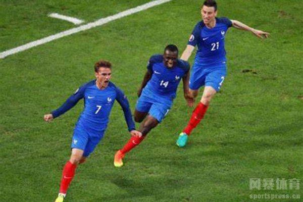 2016欧洲杯法国队一路高歌挺进决赛