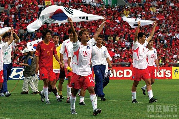 揭秘韩日世界杯假球事件 意大利和西班牙成受害者