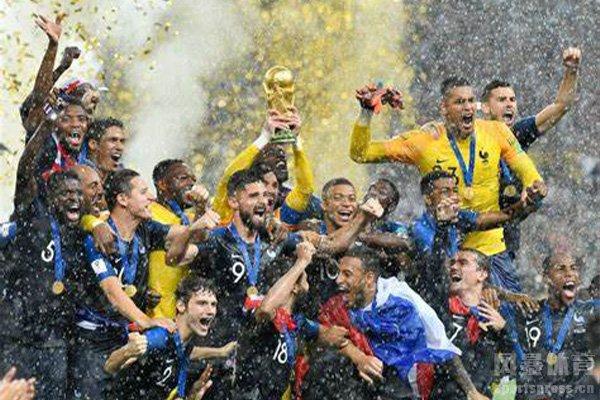 2018世界杯冠军法国队