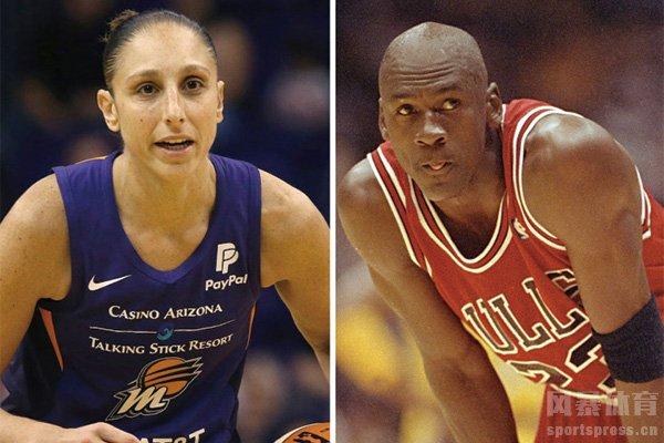 陶乐西就是WNBA的女乔丹