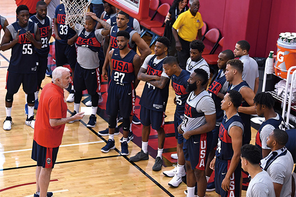 美国男篮训练营视频 美国男篮训练营单挑集锦