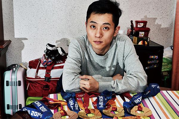 安贤洙宣布退役!短道速滑之王告别历史舞台