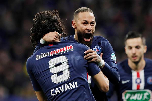 法甲宣布正式结束赛季 巴黎圣日耳曼获得冠军