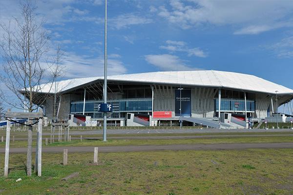 本赛季欧冠1/8首回合,里昂在奥林匹克主场1比0击败尤文图斯