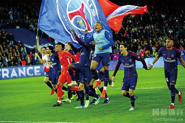 法甲成五大联赛第一个提前结束的联赛