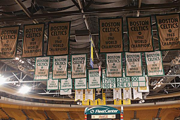 NBA总冠军最多的球队是谁?NBA总冠军列表