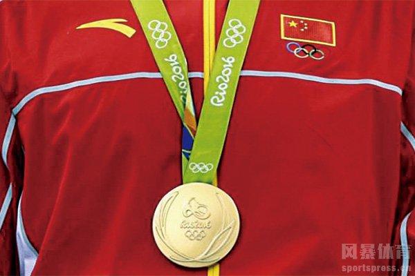 中国已经诞生了数百位奥运会冠军