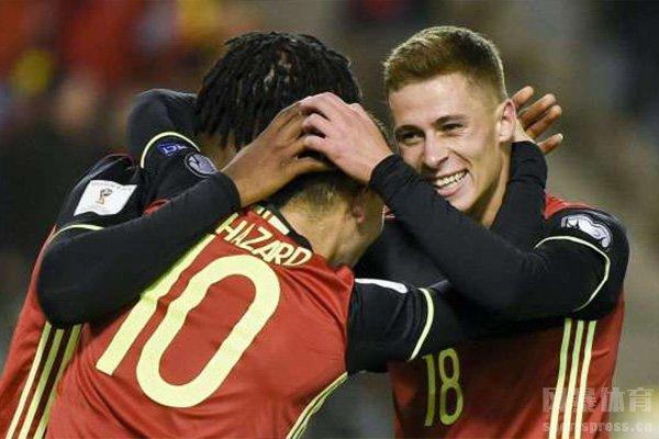 阿扎尔兄弟是未来的足球巨星