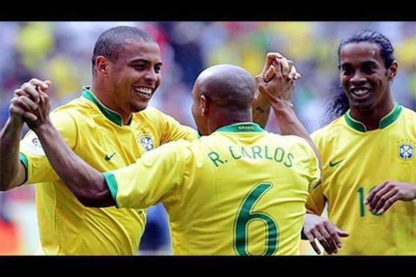 巴西队曾经的辉煌!那时的巴西队天下第一!