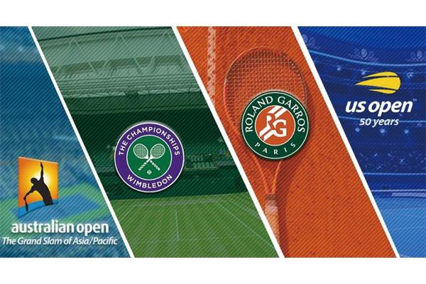 网球四大满贯是指哪四个赛事?网球大满贯是啥意思?