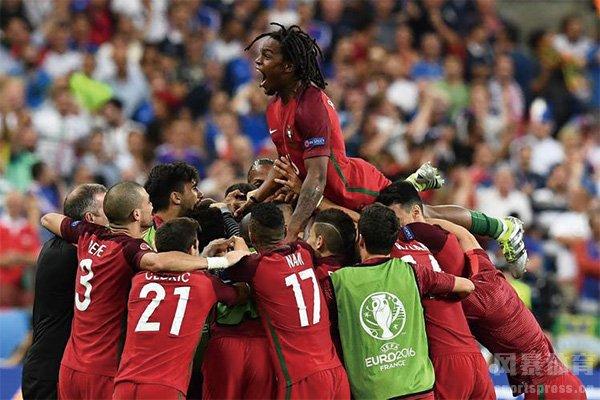 2016欧洲杯决赛集锦 葡萄牙1-0击败法国夺冠