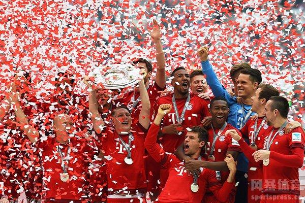 本赛季拜仁活力十足,欧冠冠军似乎唾手可得