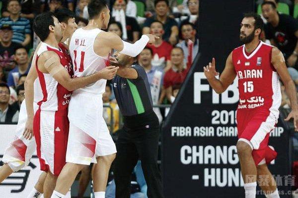 <b>中国男篮VS伊朗经典比赛回顾 亚洲篮球巅峰对决</b>