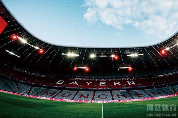 德甲联赛重启之后预计将空场进行