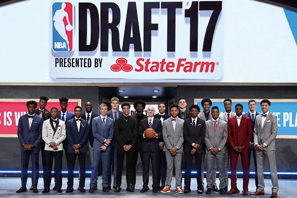 <b>2017NBA选秀都有哪些球员?2017NBA选秀顺位排名</b>