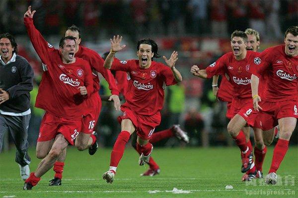 伊斯坦布尔之夜集锦 利物浦逆转AC米兰夺欧冠